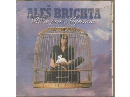 CD Aleš Brichta - Růže pro Algernon