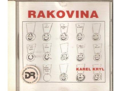 CD Karel Kryl - Rakovina