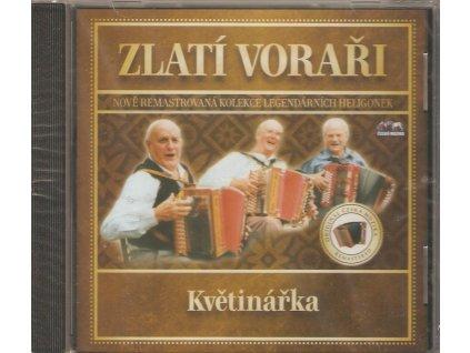 CD ZLATÍ VORAŘI - Květinářka