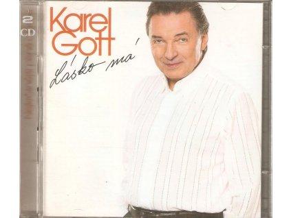 2CD Karel Gott - Lásko má