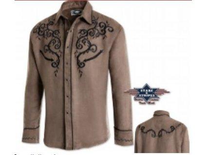 Westernová košile ANTHONY