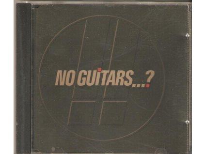 CD NO GUITARS... - Kamil Střihavka & další