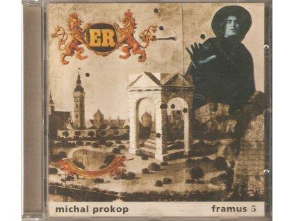 CD Michal Prokop & Framus Five - Město ER