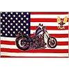 USA s motorkou