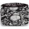 Nákrčník - rouška Barbaric Albainox lebky Skull multifunkční šátek