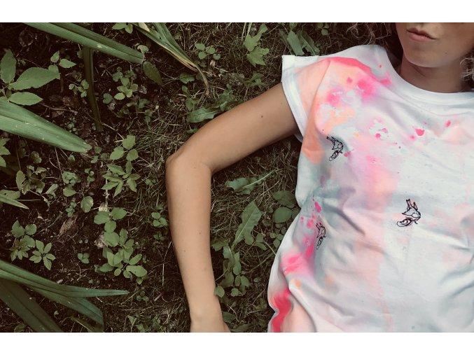 Tričko Rincon -v barvách