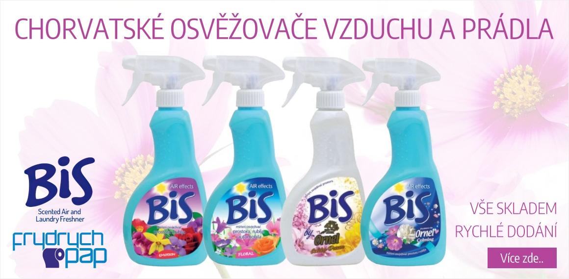 Chorvatské osvěžovače vzduchu a prádla