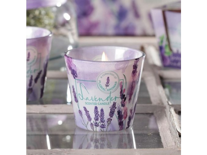 bartek candles svicka lavender lavender and mint