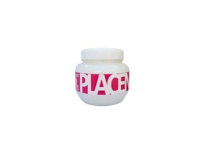 ozivujici maska pro suche a poskozene vlasy s vytazkem z placenty placenta hair mask 14332525 (1)