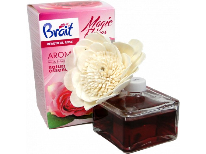 brait dekorativni osvezovac vzduchu flower rose 75 ml