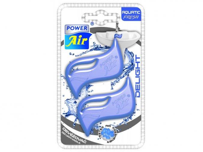 POWER AIR do umývadla modrý