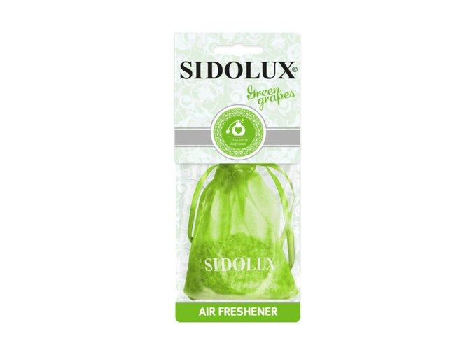 sidolux vonny sacek green grapes