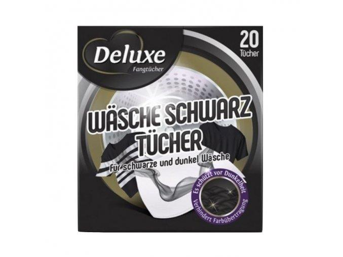 deluxe schwarz chust chroniace czern 20szt9 36d