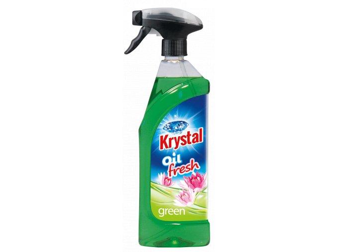 0002401 Krystal olejovy osvezovac zeleny 750ml