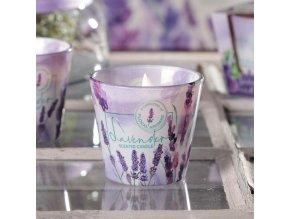 bartek candles svicka lavender lavender and mint