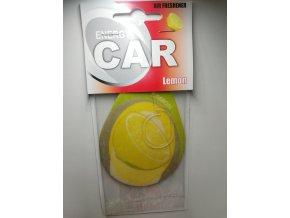 ENERGY CAR Lemon osvěžovač