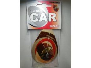 ENERGY CAR Coconut osvěžovač