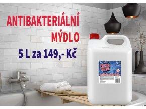 Power Wash antibakteriální 5 L