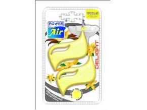 POWER AIR do umývadla žlutý