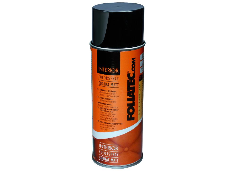 FOLIATEC barva na interiér - Interior Color Spray, barva koňaková matná, objem: 400 ml
