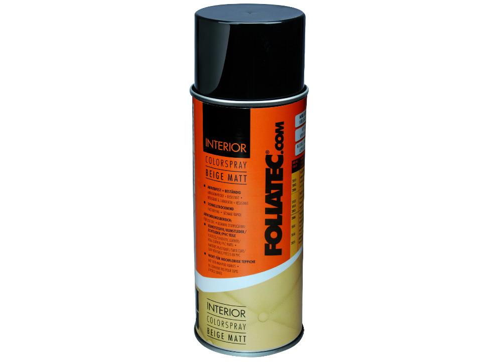 FOLIATEC barva na interiér - Interior Color Spray, barva béžová matná, objem: 400 ml