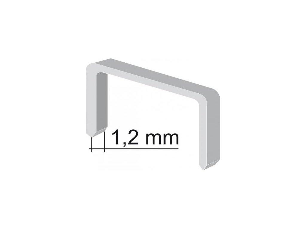 Sponky - MH/8mm (1000ks)