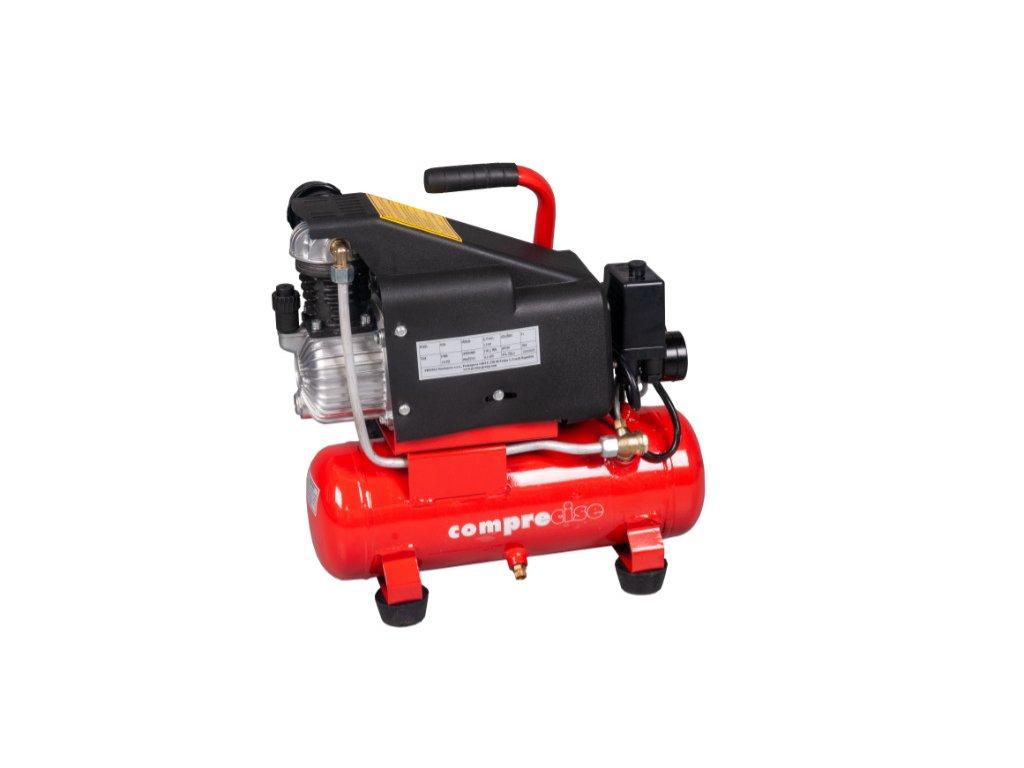 H3/6 - Kompresor s olejovou náplní - rychloběžný