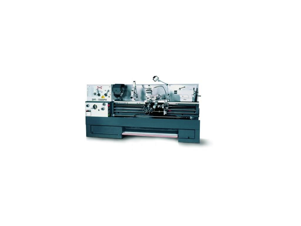 SPF-1000PH - Soustruh na kov s digitálním odměřováním
