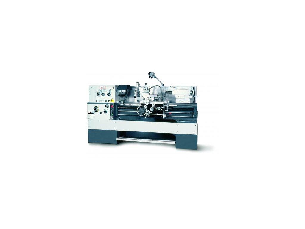 SPF-1500P - Soustruh na kov s digitálním odměřováním