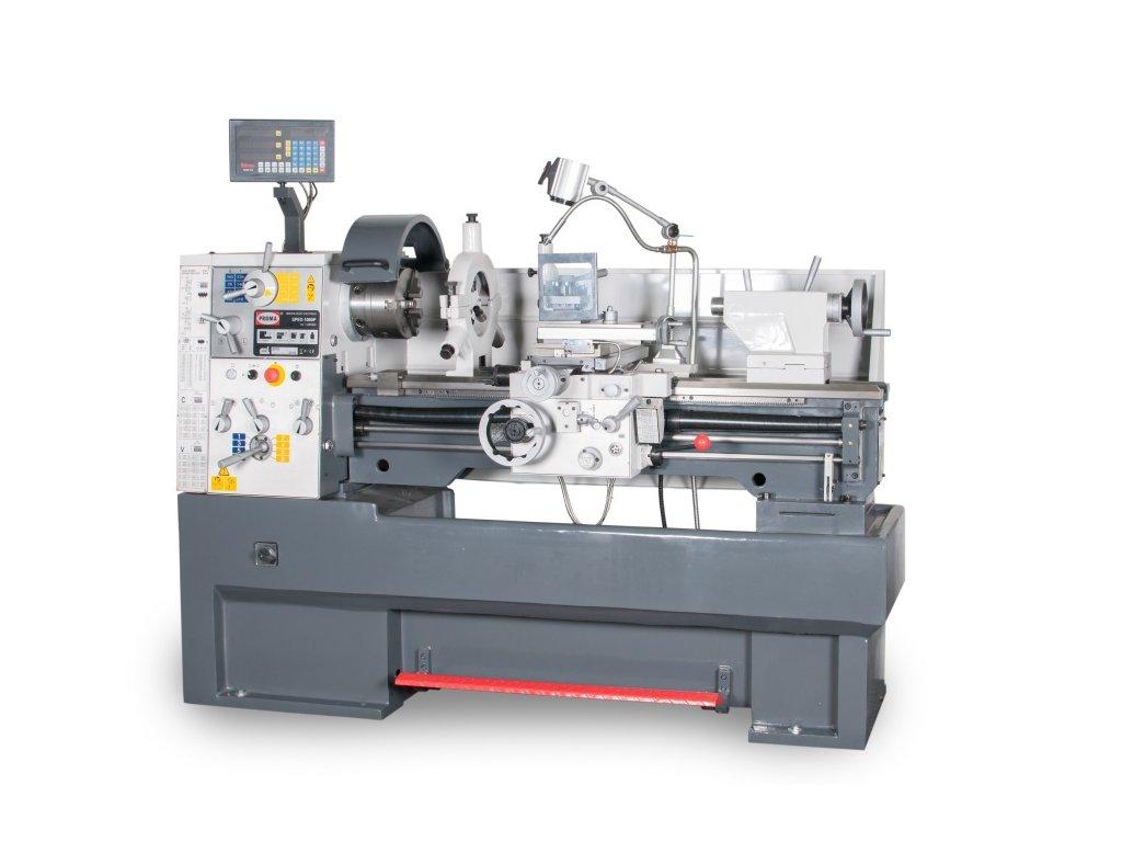 SPEX-1000P - Soustruh na kov s digitálním odměřováním
