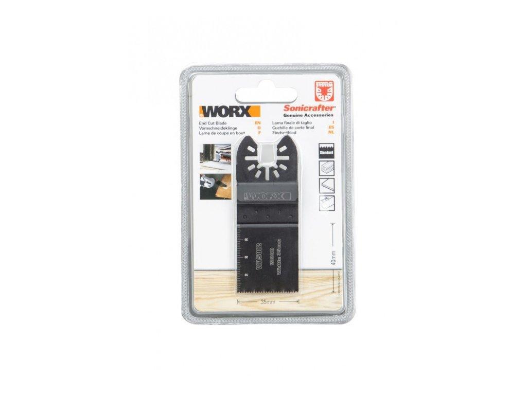 WA5012 - Pilový list (dřevo), 35 mm, 1 ks, sonicrafter