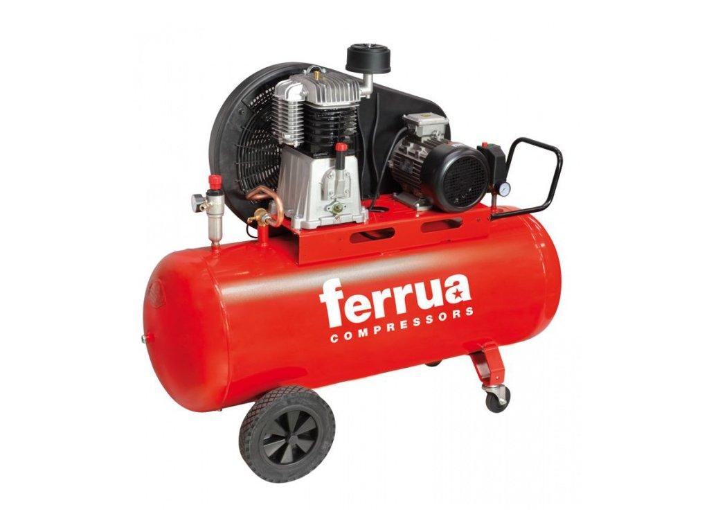 F270/400/7,5 - Kompresor s olejovou náplní - pomaloběžný