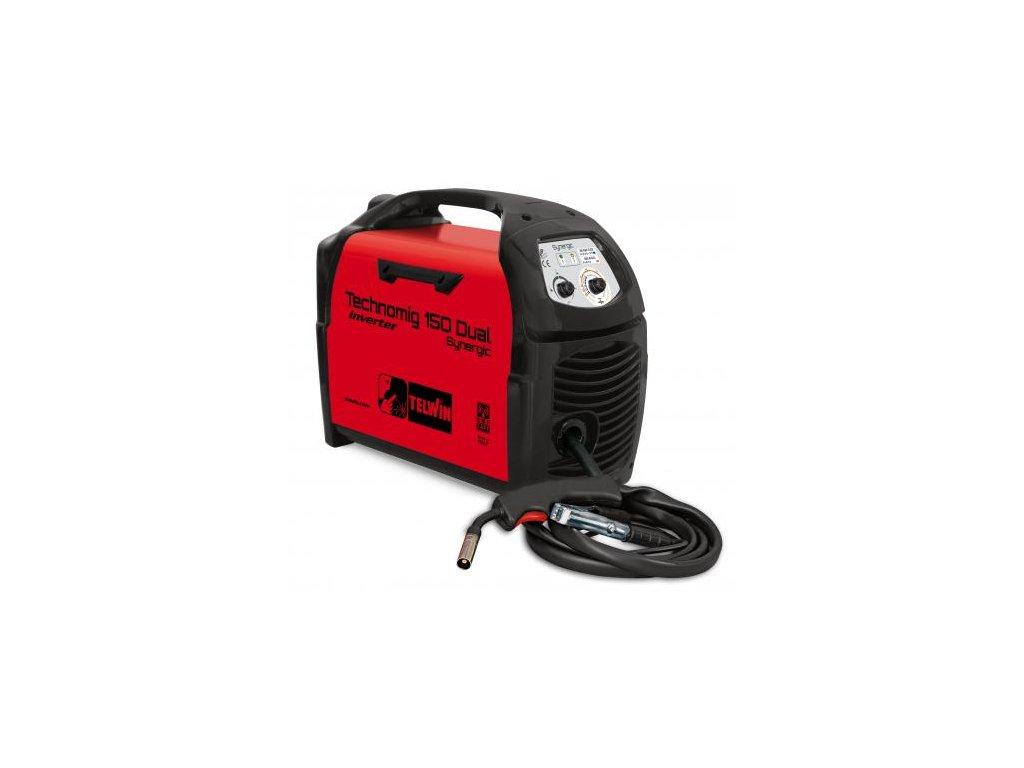 TECHNOMIG 150 Dual Synergic svářečka CO2
