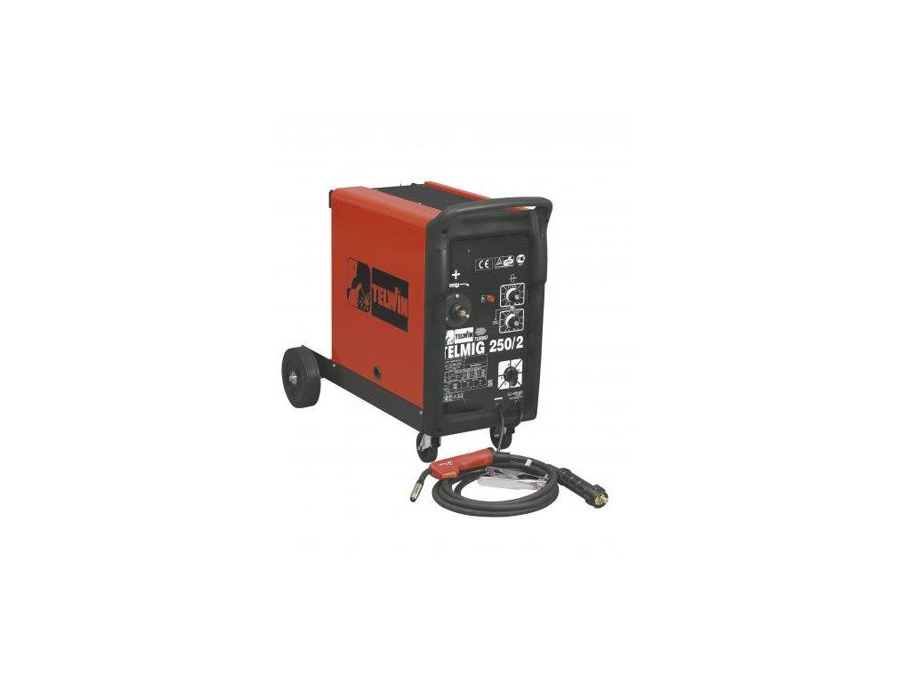 TELMIG 250/2 - Turbo svářečka CO2