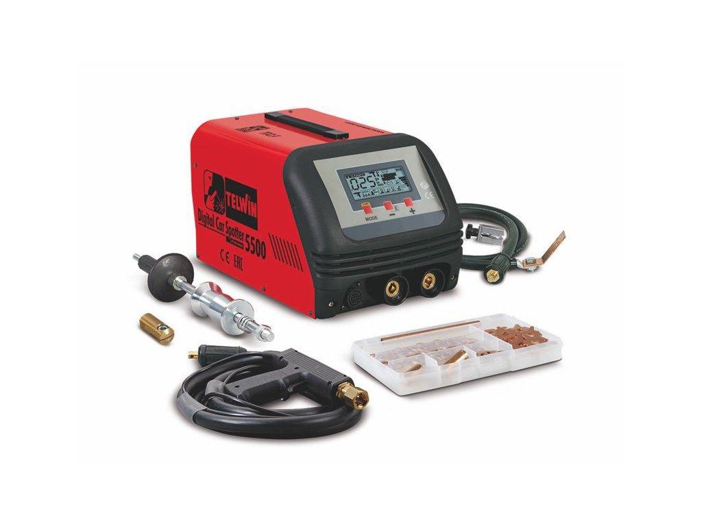 DIGITAL CAR-SPOTTER 5500 - 400V -  Bodová svářečka