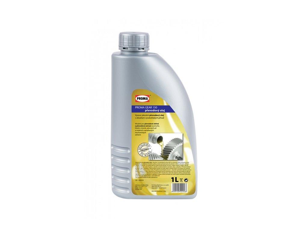 PROMA GEAR 150 - Převodový olej 1l