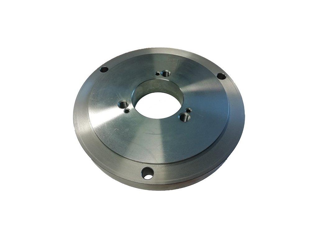 Příruba pod sklíčidlo TOS MP 200 D4 pr. 200 mm pro SPE-1000PV, SPC-900PA