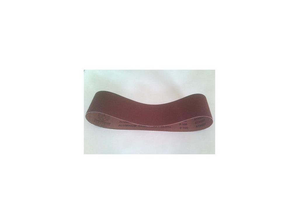 Brusný pás - 50x686, zr. 100 pro BKLP-1500