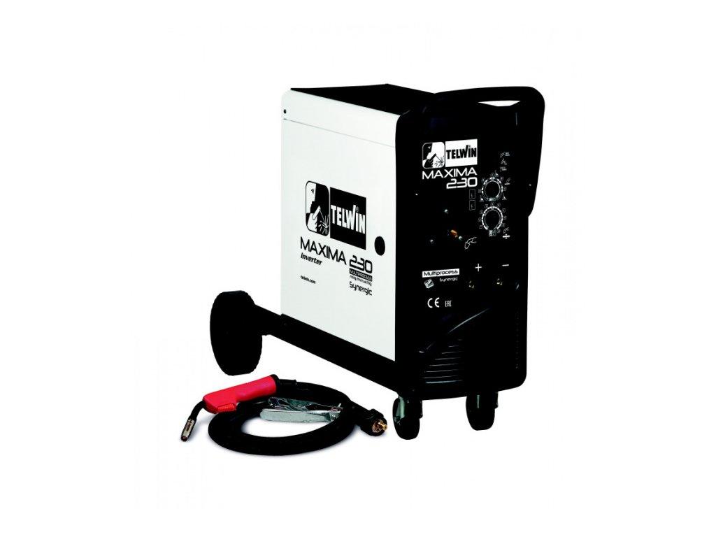 MAXIMA 230 SYNERGIC - Svářecí invertor CO2