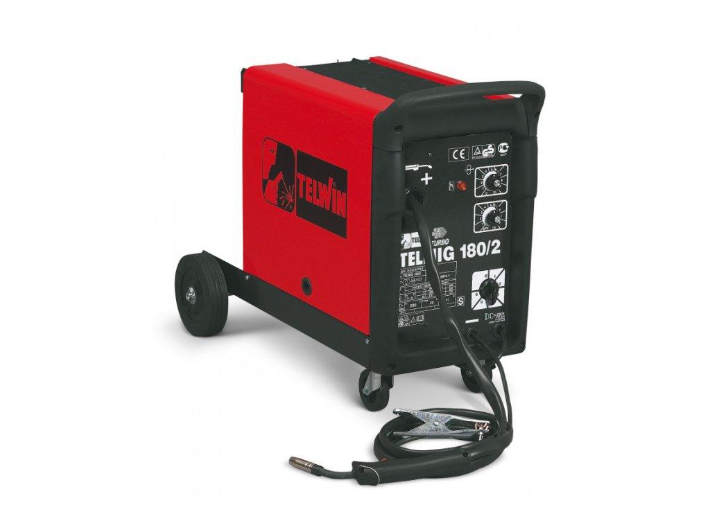 TELMIG 180/2 - Turbo svářečka CO2