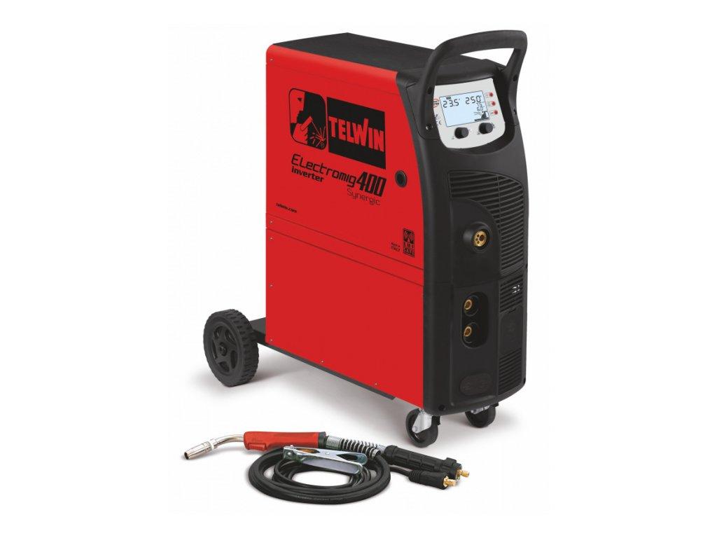 Electromig 400 Synergic - Svářecí inventor CO2