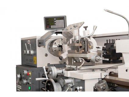 SPF-1000P - Soustruh na kov s digitálním odměřováním