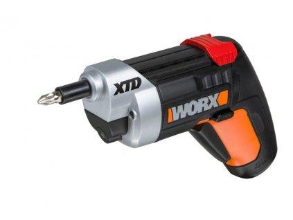 WX252 - Aku šroubovák Li-Ion 4 V
