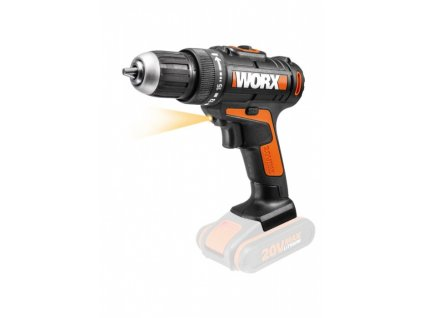 Aku vrtačka WORX PowerShare WX166-9 - bez akumulátoru