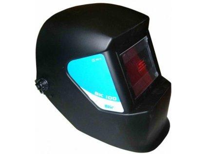 Svářecí kukla tmavost skla DIN10 - 110x90 mm (SK100)
