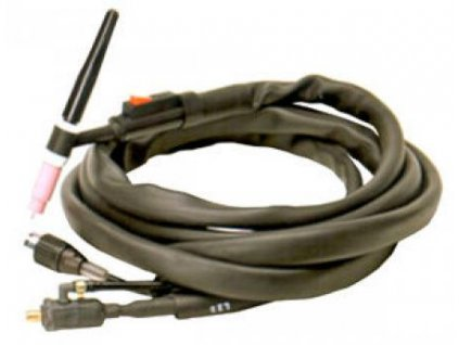 TIG hořák 4 m pro TECHNOMIG 200/225
