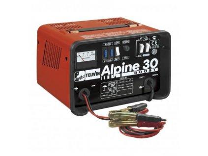 ALPINE 30 BOOST - Nabíjecí zdroj