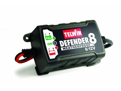 Defender 8 - Nabíječka gelových baterií