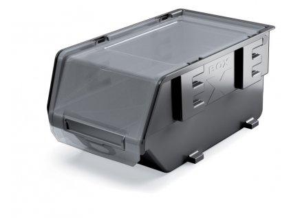 PB-16Z - Plastový úložný box zavíratelný