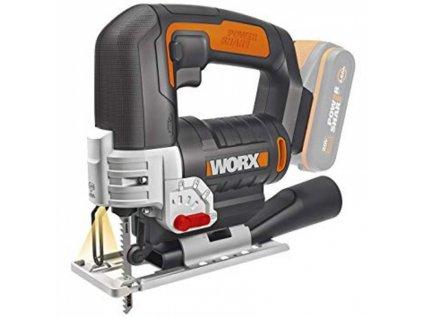 Aku přímočará pila WORX PowerShare WX543-9 20V - bez akumulátoru